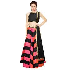 Nishtha Prints Women S Black Pink Color Digital Print Banglori
