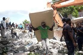 Haiti quake survivors continues ...