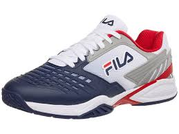 Smile, as the team of experts at shoe adviser, have tried and tested each tennis shoes for material, sole 12 best tennis shoes for the court in 2020. Fila Axilus 2 Energized White Navy Red Men S Shoes