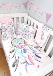 Dream Catcher Crib Bedding Set