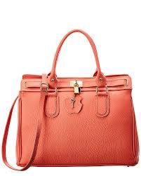 markese leather satchel