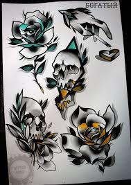 Tattoo Scetch By Evgeny Tattoo Spot Studio Saint Petersburg