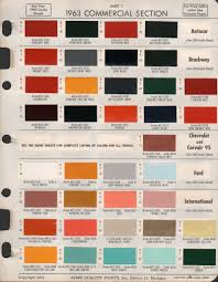 Paint Chips 1963 Chevy Truck | paint | Pinterest | Cars, Chevrolet ...