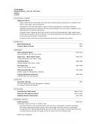 Objective For Nursing Resume Beautiful Graduate Nursecology