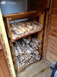 pallet stores furniture. small log store from pallet wood sheds cabins huts u0026 stores furniture