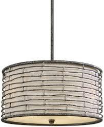 drum pendant lighting. Industrial Pendant Drum Light For Attractive Kitchen Lighting Decor M
