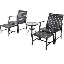 patio reclining chair medium size of outdoor chair with ottoman