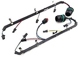 injector wiring harness wiring diagram more amazon com 08 10 6 4l ford powerstroke fuel injector wiring harness injector wiring harness diagram injector wiring harness