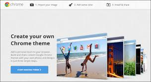themes create how to easily create your own google chrome theme