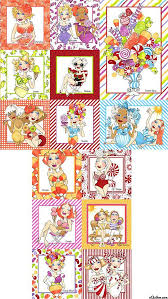 291 best Designer Collections images on Pinterest | Digital prints ... & Sweetie - Treat Yourself - White - 24 x 44 PANEL Quilt fabric online store  Largest Selection, Fast Shipping, Best Images, Ship Worldwide Adamdwight.com