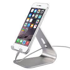 yoteen metal desktop stand tablet holder for tablet pc cell phone desk stand holder for tablet ipad iphone desk phone holder in mobile phone holders