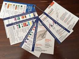 Order Of Draw Phlebotomy Chart 2015 Phlebotomy Pocket Card Set 7 Cards Order Of Draw More