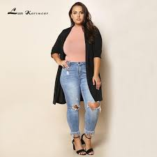 plus size cardigans on sale lan karswear 2018 autumn spring women long sleeve cardigan sweater