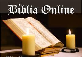 Resultado de imagem para biblia online