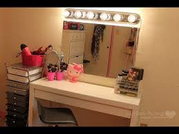 diy hollywood vanity mirror with lights. diy vanity lights extraordinary with hollywood mirror light home style wu