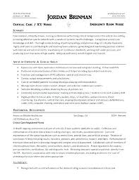 Registered Nurse Resume Sample Format Registered Nurse Resume Sample ...