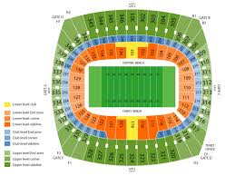 Oakland Raiders Seating Chart Sports Simplyitickets