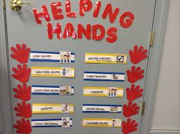 Job Chart Preschool Job Chart Classroom Helpers