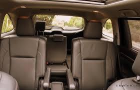 File:Rear Seats - 2014 Toyota Highlander Limited Platinum ...