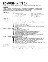 Audio Visual Technician Resume Resume Sample