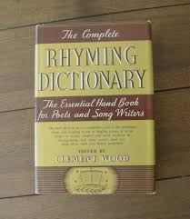 The Complete Rhyming Dictionary: The Essential Hand Book for | Etsy