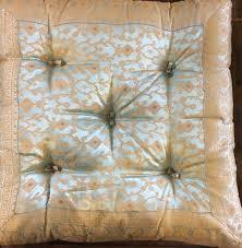 ethnic floor cushions. Delighful Ethnic Baby Blue Floor Pillow Moroccan Ethnic Tufted  Cushion Inside Ethnic Floor Cushions S