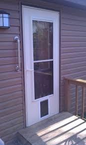 estimable sliding glass door with built in dog door patio sliding patio door pet door