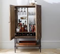 Parquet Bar Cabinet