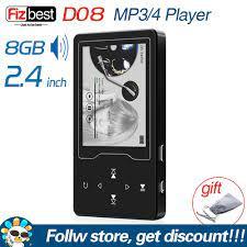 Máy nghe nhạc mp3 ruizu - chất lượng cao , có màn hình hiển thị , hỗ trợ nghe  nhạc, video, hình ảnh, ghi âm, radio, sách - Sắp xếp theo liên