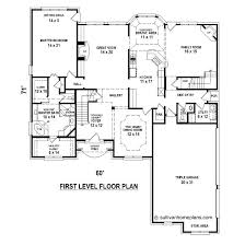 Bedroom   Bath Story House Plan   Great Master    First Floor