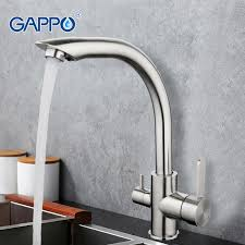 water filter taps Kitchen sink faucet mixer tap drinking water