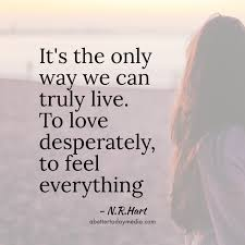 Love Quotes Amazing 48 Beautiful NR Hart Love Quotes With Images
