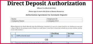 automatic withdrawal form template automatic withdrawal form template barca fontanacountryinn com