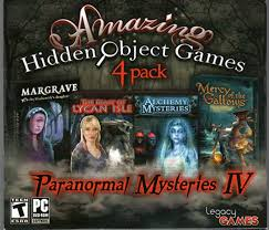 There are various best seller downloadable hidden object games like azada, east side story, neverland etc. Amazing Hidden Object Games Paranormal Mysteries Iv Amazon Co Uk Pc Video Games
