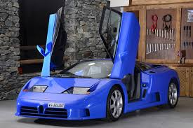 The eb110 super sport made 604 horsepower, could sprint to 60 in just over 3 seconds, and charge on to 221 mph. 1993 Bugatti Eb110 Gt Sold Kidston Sa Kidston