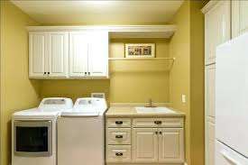 diy laundry cabinets basement room ideas intended for remodel 9