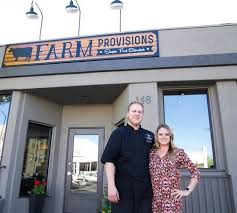 Owners Ryan & Brittany Peters - Picture of Farm Provisions, Prescott -  Tripadvisor