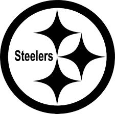 Pittsburgh Steelers Vinyl Decal 100 Weather