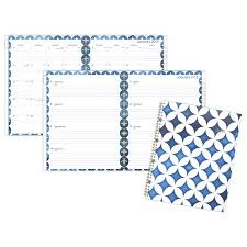 Cambridge Shibori Weekly Monthly Planner 2020 Weekly Monthly Planners