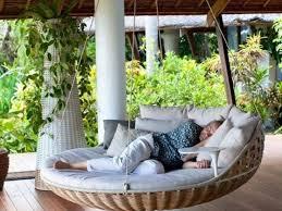 Best 25 Outdoor swing beds ideas on Pinterest