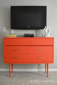 bedroom furniture makeover. Adding Legs To A Dresser | 17 DIY Bedroom Furniture Makeover For Minimalists