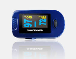<b>Пульсоксиметр ChoiceMMed</b> MD300C2 перед применением ...