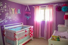 purple baby girl bedroom ideas. cute baby girl ideas for nursery purple bedroom b