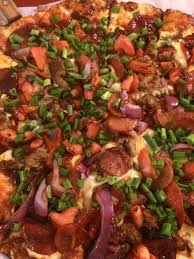photo of round table pizza los altos ca united states bbq