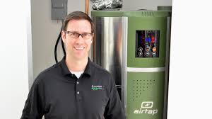 Gas Heat Pump Water Heater Heat Pump Water Heater Review Ati66 Airtap Youtube