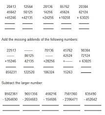 Free Math Worksheets Grade 5 | Math Worksheet for Grade 5Free Math Worksheets Grade 5