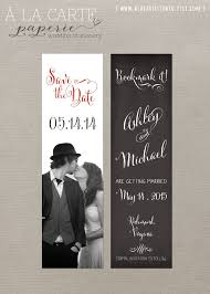 bookmark save the date save the date bookmark chalkboard save the date vintage wedding