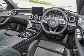 mercedes amg 2015 interior. Simple Amg MercedesBenz AMG CClass W205 2015 Variant C 43 4MATIC CKD To Mercedes Amg 2015 Interior