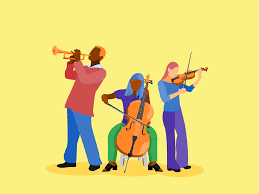 Most of the famous classical composers were piano virtuosos such as mozart and beethoven. Musicians Jazz Music Free Vector Graphic On Pixabay