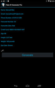 fake id generator pro for android free and software reviews cnet